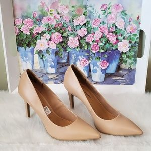 NWT Neutral Heels